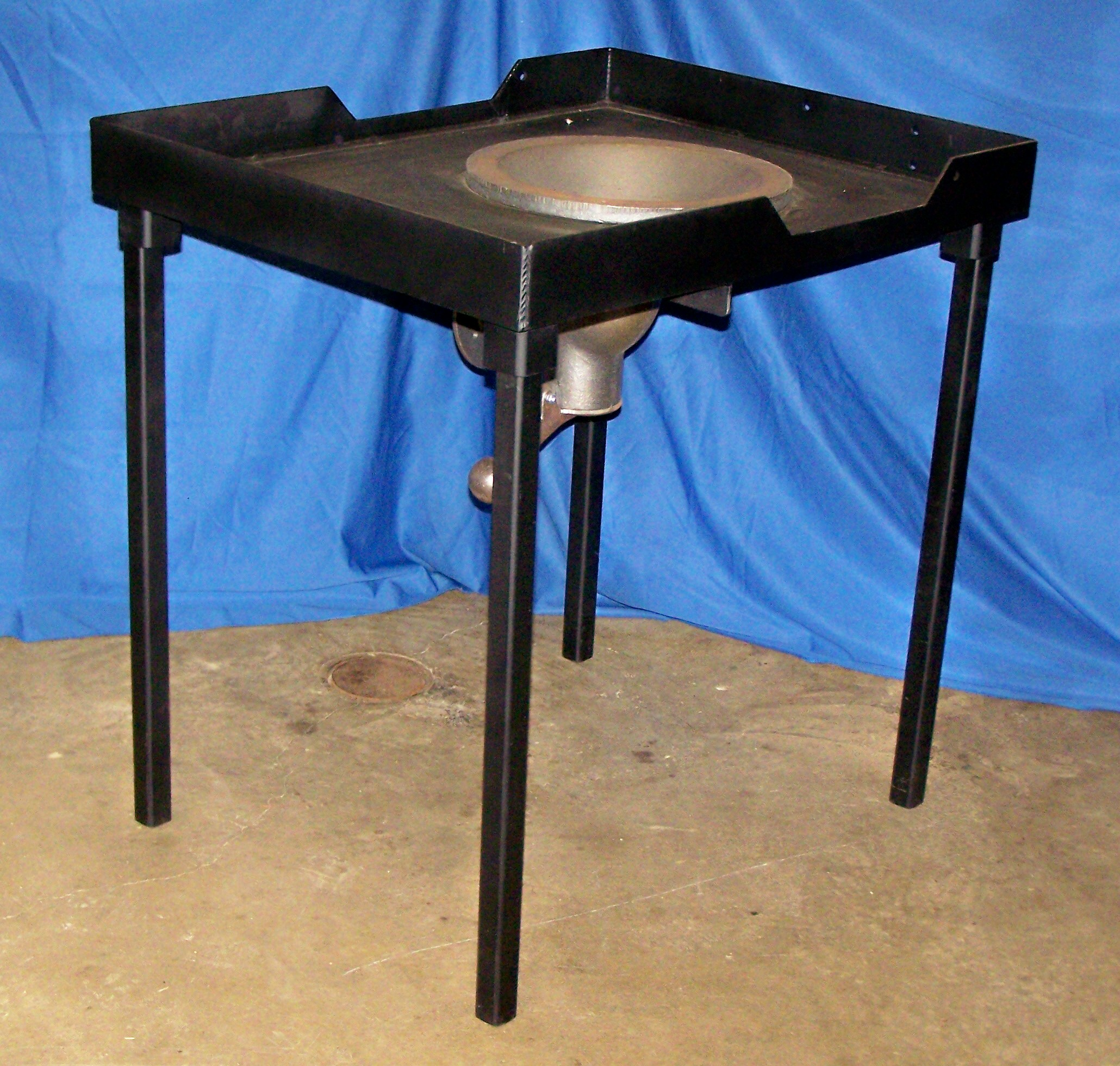 Centaur C37 Floor Model Coal Forge with Coke Firepot - Eligible for Free Shipping.  See Home Page for full details