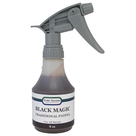 Black Magic Traditional Patina 8 Oz