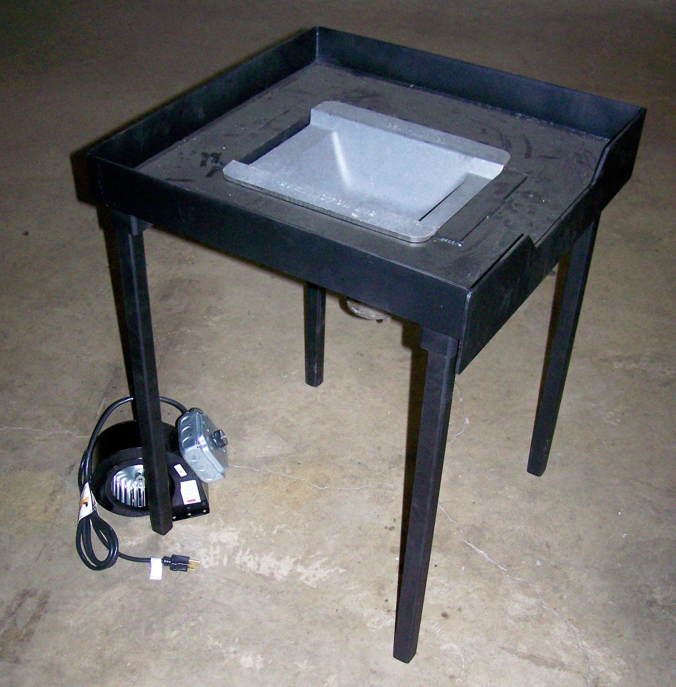 Centaur Portable Coal Forge - Eligible for Free Shipping.  See Home Page for full details