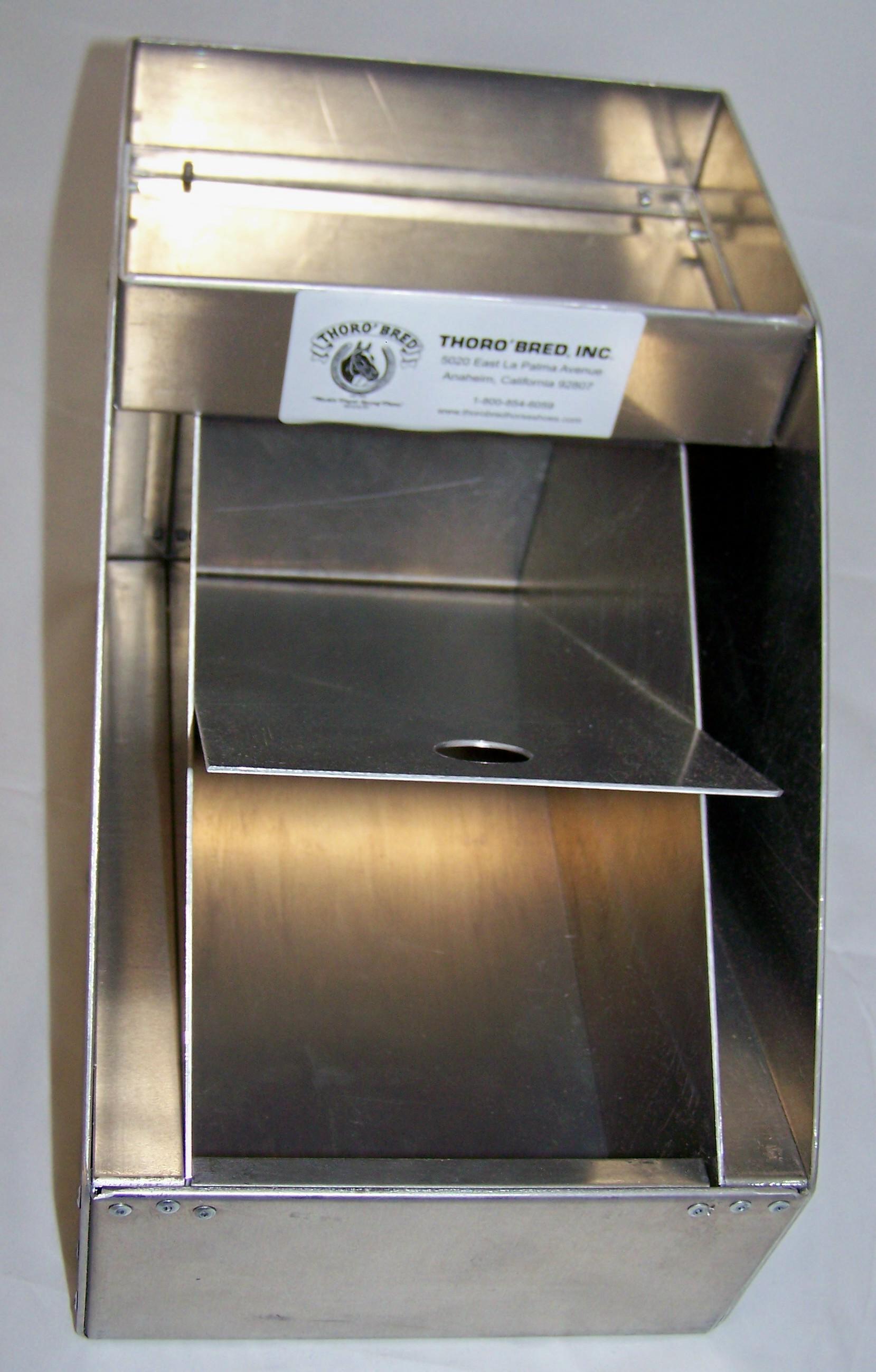 Small Thoro'Bred Aluminum Shoeing Box